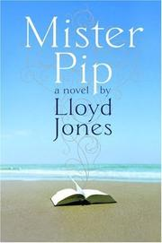 Cover art for MISTER PIP