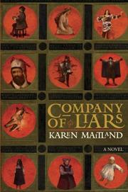 Cover art for COMPANY OF LIARS