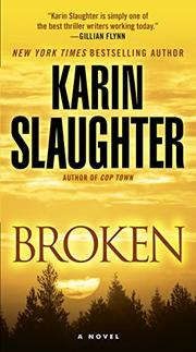 Book Cover for BROKEN