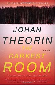 Cover art for THE DARKEST ROOM