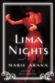 Cover art for LIMA NIGHTS