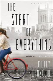 Cover art for THE START OF EVERYTHING
