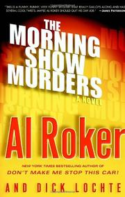 Cover art for THE MORNING SHOW MURDERS
