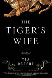 Cover art for THE TIGER'S WIFE
