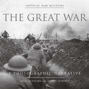 THE GREAT WAR by Mark Holborn