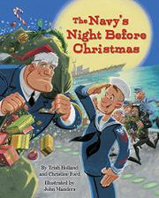 THE NAVY'S NIGHT BEFORE CHRISTMAS by Trish Holland