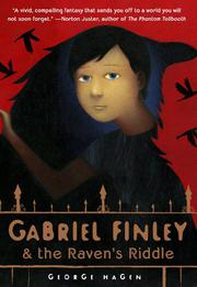 GABRIEL FINLEY AND THE RAVEN'S RIDDLE by George Hagen