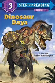 DINOSAUR DAYS by Joyce Milton