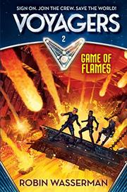GAME OF FLAMES by Robin Wasserman