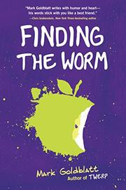 FINDING THE WORM by Mark Goldblatt