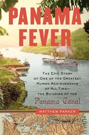 Cover art for PANAMA FEVER