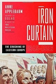 Book Cover for IRON CURTAIN