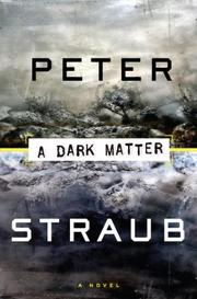 Cover art for A DARK MATTER
