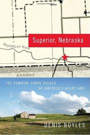 Cover art for SUPERIOR, NEBRASKA