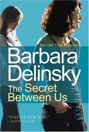 Cover art for THE SECRET BETWEEN US