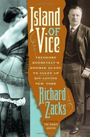 ISLAND OF VICE by Richard Zacks