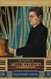 Book Cover for THE HOUSE OF WITTGENSTEIN