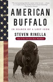 Book Cover for AMERICAN BUFFALO