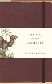 THE END OF THE ALPHABET by CS Richardson