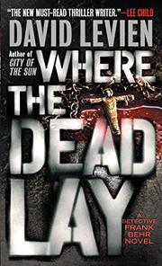 Cover art for WHERE THE DEAD LAY