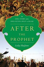 Cover art for AFTER THE PROPHET