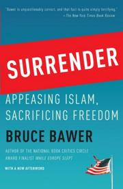 SURRENDER by Bruce Bawer