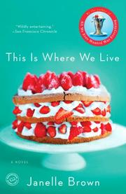 Book Cover for THIS IS WHERE WE LIVE