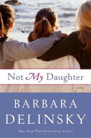 Cover art for NOT MY DAUGHTER