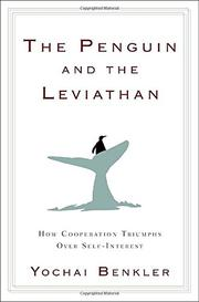 Cover art for THE PENGUIN AND THE LEVIATHAN