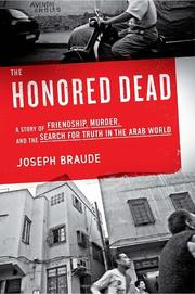 THE HONORED DEAD by Joseph Braude