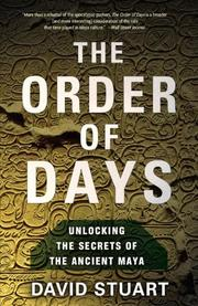 Book Cover for THE ORDER OF DAYS