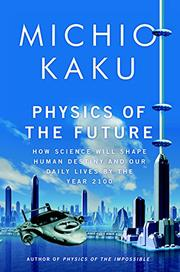 Cover art for PHYSICS OF THE FUTURE
