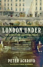 Cover art for LONDON UNDER