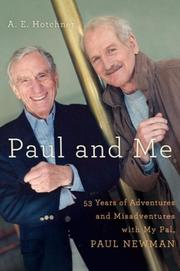 Cover art for PAUL AND ME