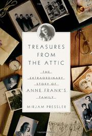 Cover art for TREASURES FROM THE ATTIC