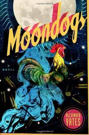 Cover art for MOONDOGS