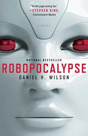 Cover art for ROBOPOCALYPSE