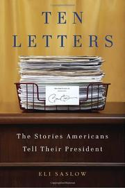 Cover art for TEN LETTERS