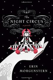 Cover art for THE NIGHT CIRCUS