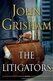 Book Cover for THE LITIGATORS