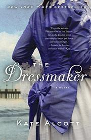 Book Cover for THE DRESSMAKER