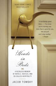 HEADS IN BEDS by Jacob Tomsky