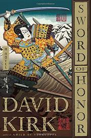 SWORD OF HONOR by David Kirk
