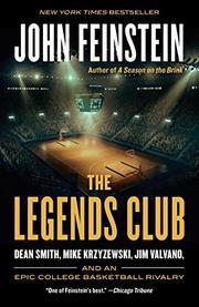 THE LEGENDS CLUB by John Feinstein
