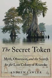 THE SECRET TOKEN by Andrew Lawler