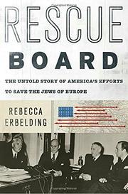 RESCUE BOARD by Rebecca Erbelding