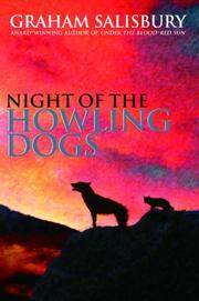 Book Cover for NIGHT OF THE HOWLING DOGS