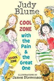 Cover art for COOL ZONE WITH THE PAIN & THE GREAT ONE