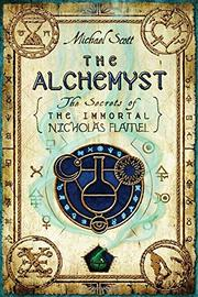 Cover art for THE ALCHEMYST