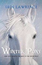 Book Cover for THE WINTER PONY